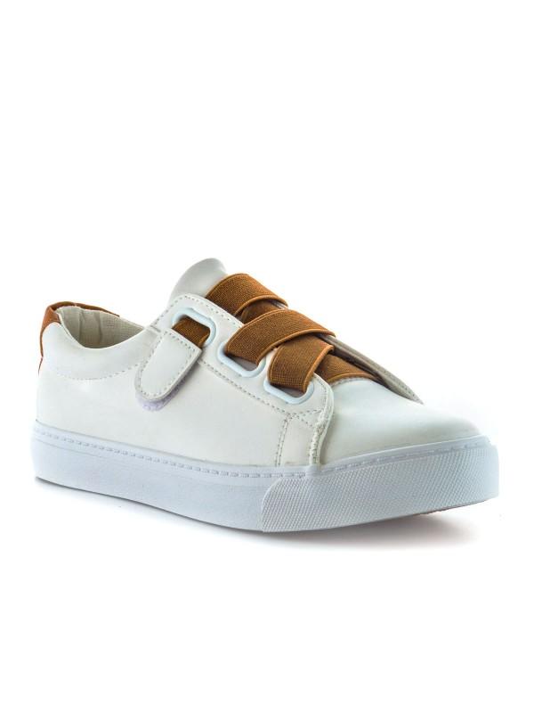 Deportivas de mujer blancas, zapatillas velcro de mujer, bambas blancas con velcro, zapatillas baratas de mujer