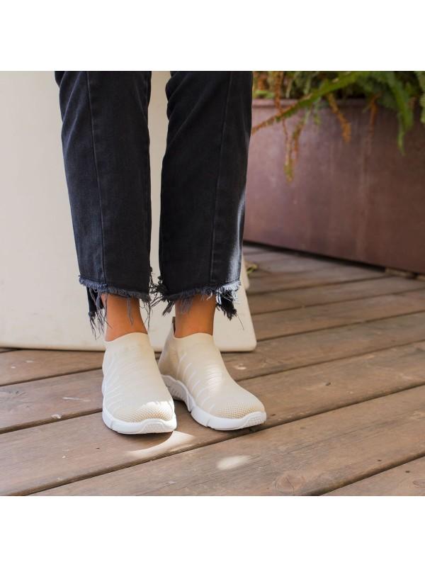 Deportivas de mujer beige, deportivas de malla mujer, zapatillas beige mujer, zapatillas deportivas baratas de mujer