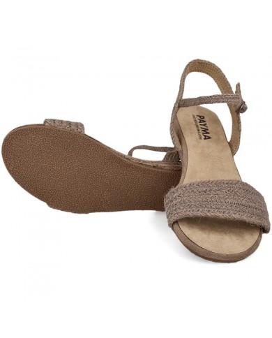 Sandalias muy frescas y cómodas