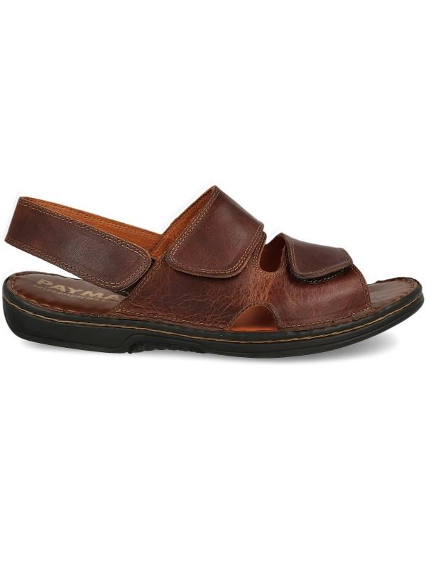 sandalias con velcro