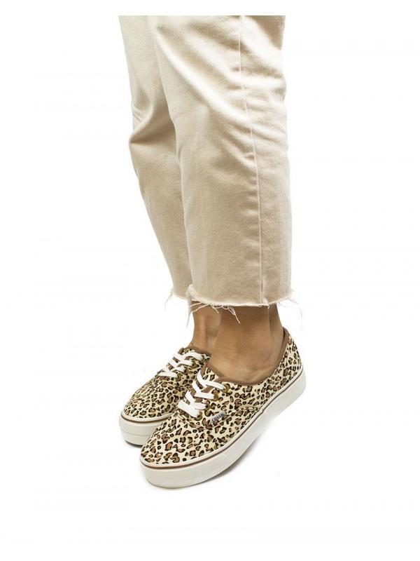 Deportivas de lona de mujer con plataforma, bambas animal print con plataforma, zapatillas deportivas baratas de mujer